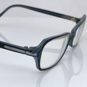 Coach Ladies Eyeglasses Frame Claudia Black/Pool